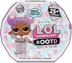 L.O.L Surprise #OOTD (Outfit of the Day) Winter Disco 25+ Surprises, Multi-Colour, 562504