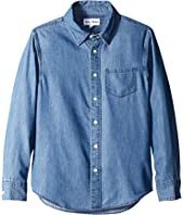 DL1961 Kids - Franklyn Chambray Shirt (Big Kids)