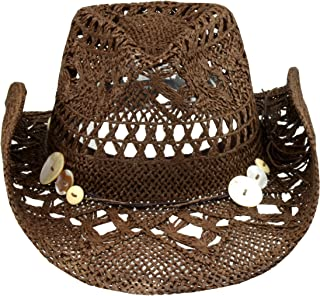 37b45434f59 Amazon.com  Under  25 - Cowboy Hats   Hats   Caps  Clothing