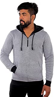 Jacket for Mens Full Sleeves Jackets|Mens Hooded Jackets|Sweatshirts for Men