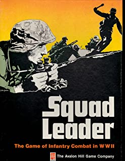 Squad Leader: The Game of Infantry Combat in World War II [BOX SET]