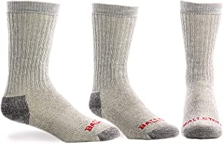 Ballston 83% Wool Heavyweight Expedition Weight Hunting Sock for Men and Women (3 Pairs)