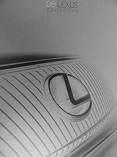 2008 Lexus IS 250 / IS 350 / IS F / ES / GS 350 / GS 460 / LS 460 / RX / GX / LX / SC Sales BrochureSales Brochure