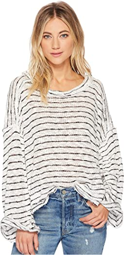 Free People - Striped Island Girl Hacci