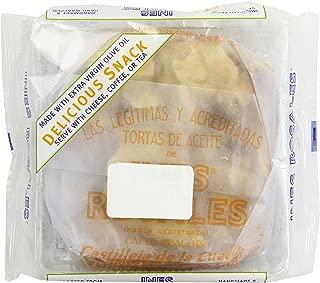 Ines Rosales Sweet Olive Oil Tortas, Seville Orange, 6.34 Ounce