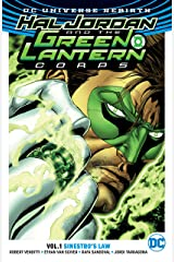 Hal Jordan and the Green Lantern Corps (2016-2018) Vol. 1: Sinestro's Law Kindle Edition