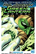 Hal Jordan and the Green Lantern Corps (2016-2018) Vol. 1: Sinestro's Law