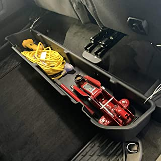 dodge ram under seat gun storage