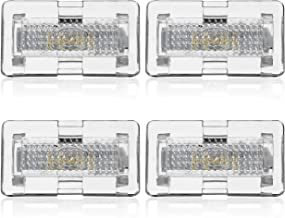 Ultra-Bright Easy-Plug Replacement LED Interior Lighting Upgrade LEDs for Tesla Model S, Model X, Model 3 and Model Y - Li...