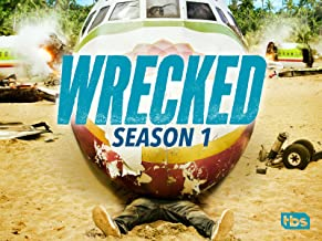wrecked season 1 dvd