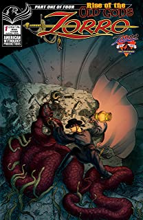 Zorro: Rise of the Old Gods #1 (English Edition)