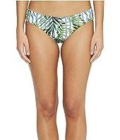 Palm Party Hipster Bikini Bottom