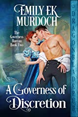 A Governess of Discretion (The Governess Bureau Book 2) Kindle Edition