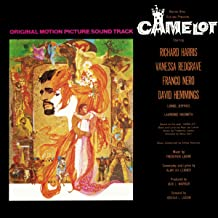 camelot movie soundtrack