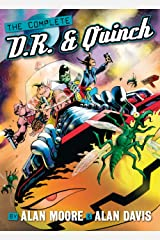 The Complete D.R. & Quinch (Alan Moore) (English Edition) Format Kindle