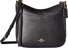 c3560a66af8f5 COACH Small Dufflette in Natural Calf Leather   Zappos.com