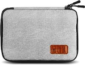 Gibot Câbles Organisateur de Sac Electroniques Portable Pochette Rangement Multifonctionnel Sac Organisateur de pour Câble...