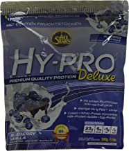 All Stars Hy-Pro Deluxe Protein Shake – 500g Blueberry-Vanilla Estimated Price : £ 9,29