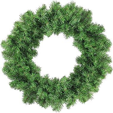 Northlight Colorado Pine Artificial Christmas Wreath - 16-Inch, Unlit