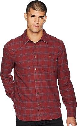 Redmond Flannel Woven Top