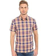 Lucky Brand - Short Sleeve Ballona Shirt