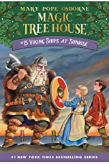 Viking Ships at Sunrise (Magic Tree House Book 15) Kindle Edition
