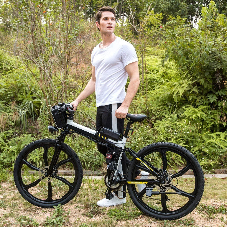 26 inch Folding Electric Bike Li NEW before selling with 36V Mountain Award-winning store