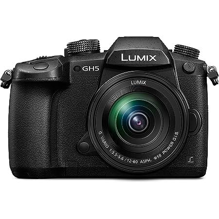 Panasonic Lumix Dc Gh5meg K Systemkamera Kamera