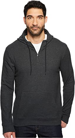Threads 4 Thought - Breton 3/4 Zip Hoodie