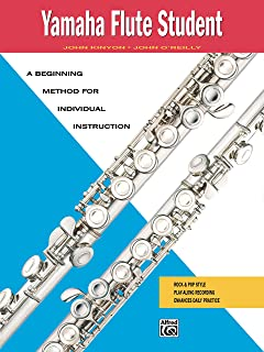 Yamaha Flute Student: A Beginning Method for Individual Instruction (Yamaha Individual Instruction)