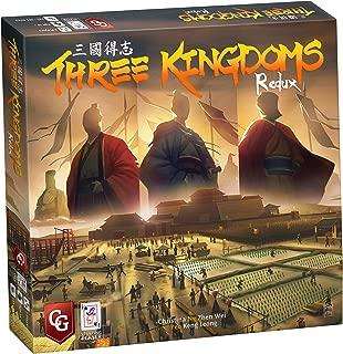 Capstone Games Three Kingdoms Redux