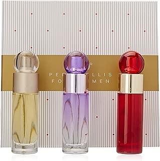 Perry Ellis 360 Eau de Toilette Spray Gift Set for Women, 3 Count