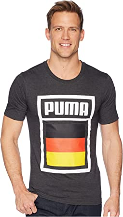 PUMA Forever Football Country Tee