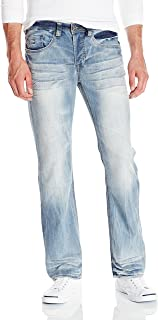 Buffalo David Bitton Men's King Slim Bootcut Jean