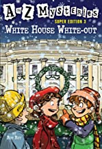 البيت الأبيض white-out (إصدار A To Z mysteries Super ، رقم 3)