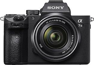 Sony Alpha 7 III | Spiegellose Vollformat-Kamera mit Sony 28-70 mm f/3.5-5.6 Zoom-Objektiv ( Schneller 0,02s AF, optische 5-Achsen-Bildstabilisierung, 4K HLG Videoaufnahmen, große Akkukapazität)
