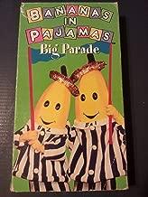 Bananas in Pajamas: Big Parade VHS