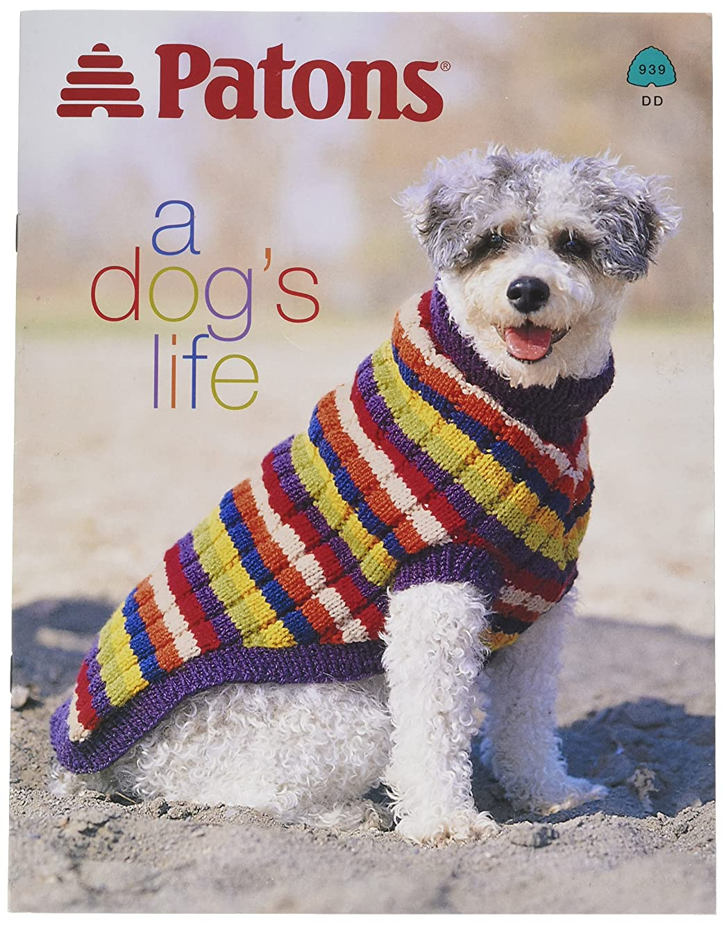 Spinrite Patons A Dog's Life Decor
