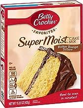 Betty Crocker Butter Recipe Yellow Cake Mix, 15.25 Ounce