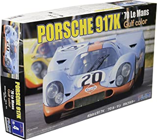 Fujimi 1/24 Rial Sports Car Series No.4 Porsche 917K '70 Le Mans Gulf color(Japan imports)