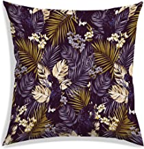 RADANYA Tropical Pattern Throw Pillow Covers Home Decorative Throw Pillow Covers 30 cm x 30 cm Cushion Covers for Patio So...