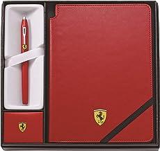 Cross Century II Collection for Scuderia Ferrari - Glossy Rosso Corsa Red Lacquer Rollerball Pen & Rosso Corsa Red Medium ...
