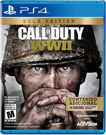 Call of Duty WWII Gold Edition for PlayStation 4