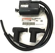 Yamaha Banshee OEM Ignition Coil/NGK Caps 1987-2006