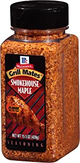 McCormick Grill Mates Smokehouse Maple, 15.5 oz