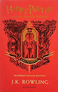 Harry Potter and the Deathly Hallows - Gryffindor Edition