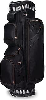 Callaway Golf Uptown Cart Bag Golf Bag Cart 2017 Uptown black/Rose Gold, Black