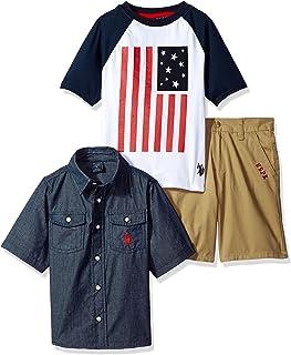 U.S. Polo Assn. SHORTS ボーイズ