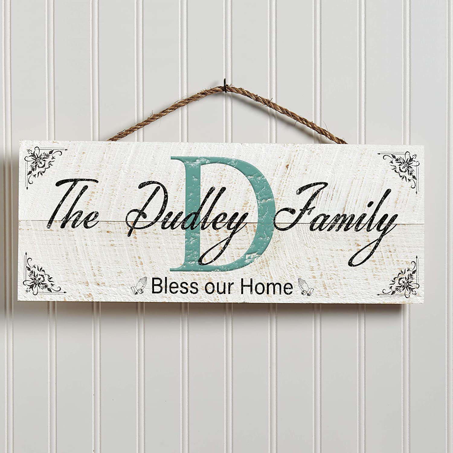 Free shipping on posting Popular standard reviews Artblox Hand Made Personalized Name Sign D Wood Real Wall 100%
