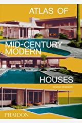 Atlas of Mid-Century Modern Houses, Classic format Hardcover